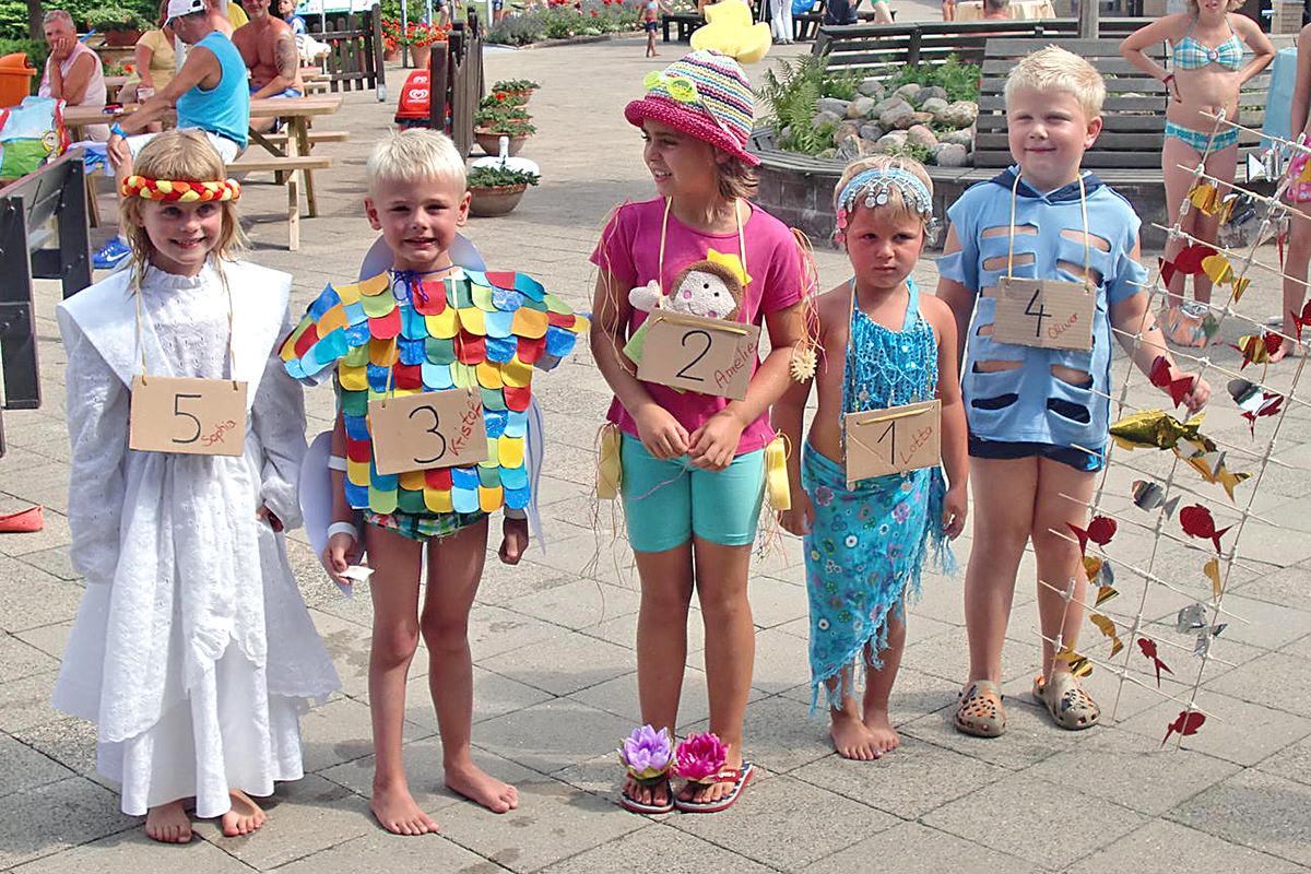 Kinderfest im Waldbad Alt Garge
