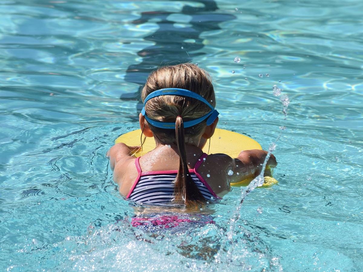 Schwimmkurse im Waldbad Alt Garge